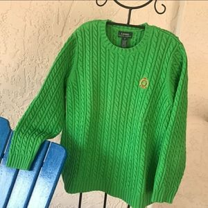 Lauren spring sweater